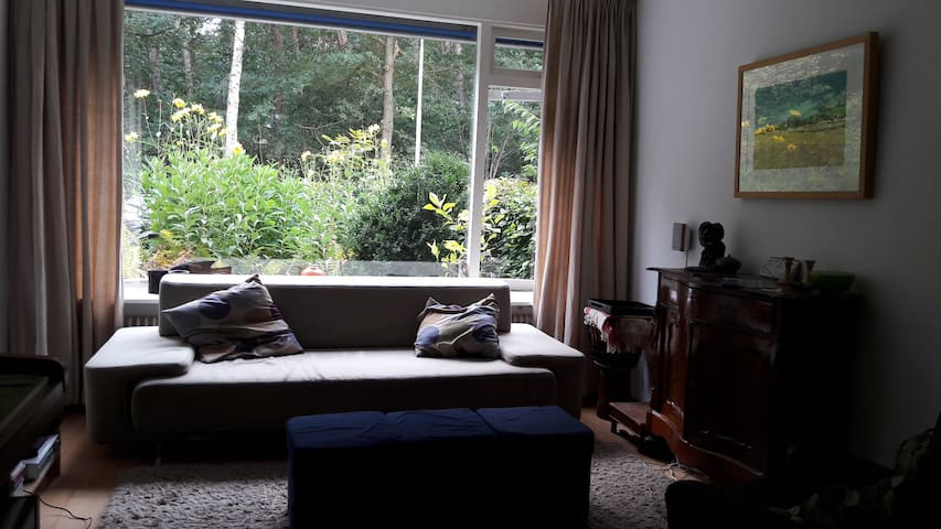 Nice room in the middle of Tilburg close to nature - Tilburg - House