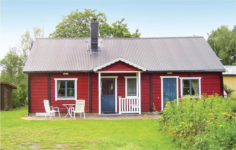 Holiday cottage with 2 bedrooms on 63 m² in Olofström