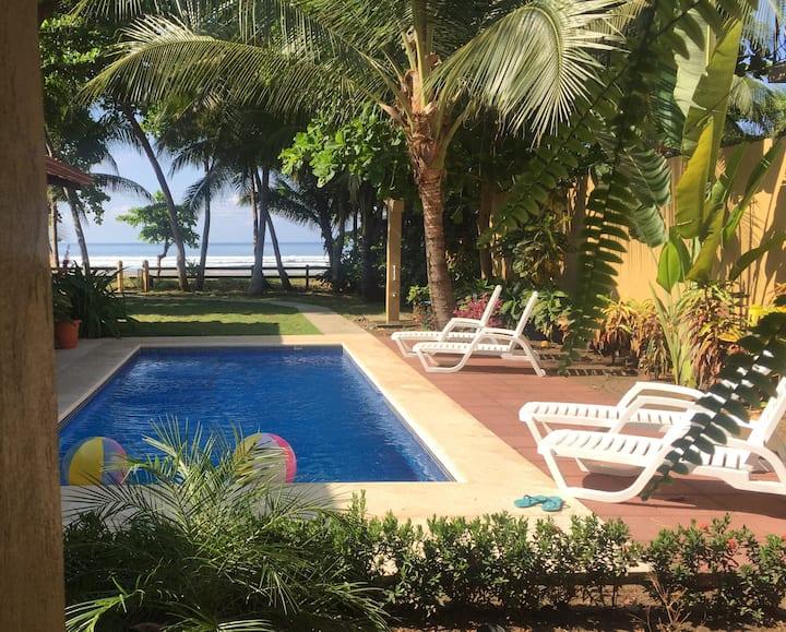 Beachfront Sky Unit  - Casa Bejuco Ay Bonita