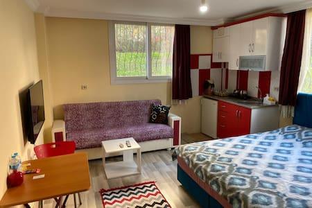 Luxuy Sudio 2 1+0 Apartment *7/24 OPEN*