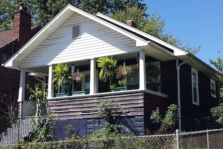 Charming, updated bungalow in convenient loc. - Charleston - Casa