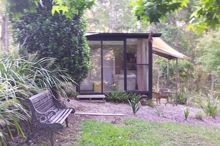 Private forest view Bungalow - Nambucca Heads