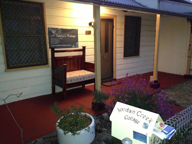 Jordan Creek Cottage - Bathurst - Haus