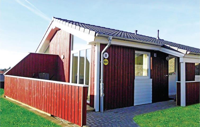 Kleine aber feine Doppelhaushälfte in St. Andreasberg 6