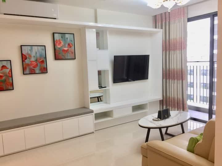 Căn Hộ Khách Sạn 2 phòng ngủ Vinhomes Ocean Park