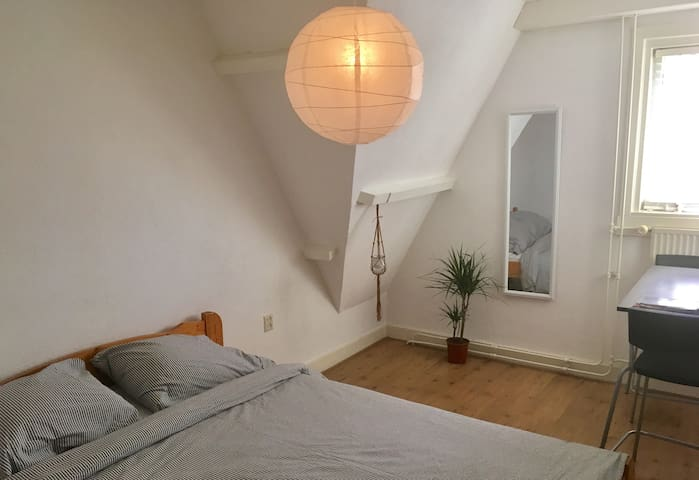 GREAT TYPICAL DUTCH ROOM-10MIN FROM UTRECHT CENTRE - Utrecht - Hus