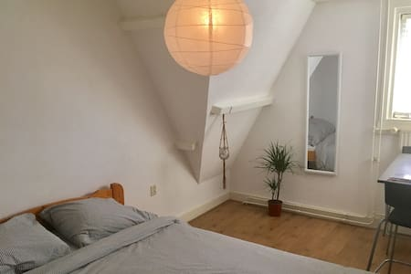 GREAT TYPICAL DUTCH ROOM-10MIN FROM UTRECHT CENTRE - Utrecht - Ház