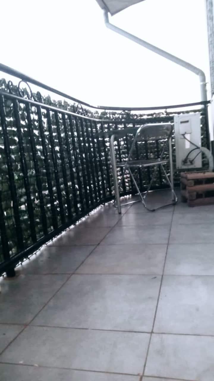Appartement en Centre Ville Yaoundé AV Germaine