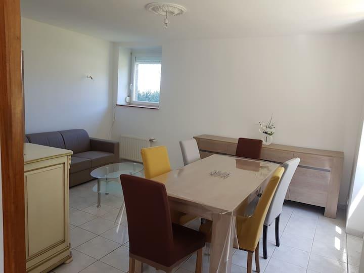 Grande maison privée - 4 chambres