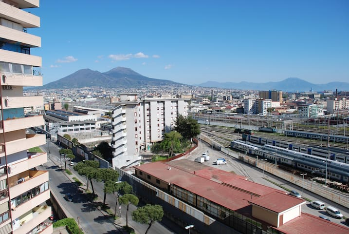 Teresinella (apartment with Vesuvio view) - Naples - Apartment