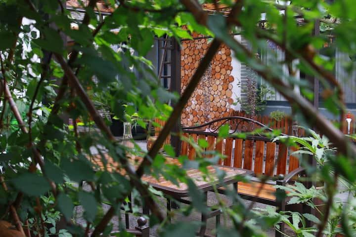 【懂家小院·畅聚舒惬】黄山市休宁县城区中心徽派小院