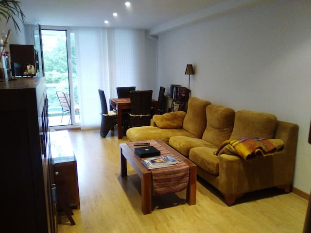 Apartamento a 5 min de Ezcaray - Santurde de Rioja
