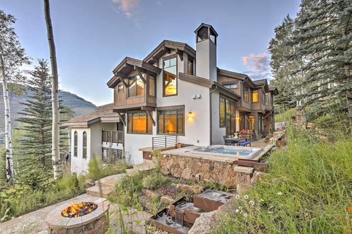 Alpine Haus - Luxury Vail  Home - 5 Min to Village
