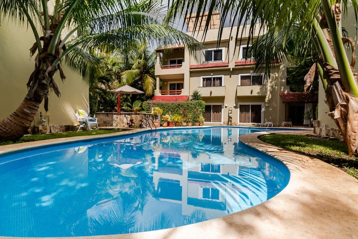 Excellent Apartment located in Playacar