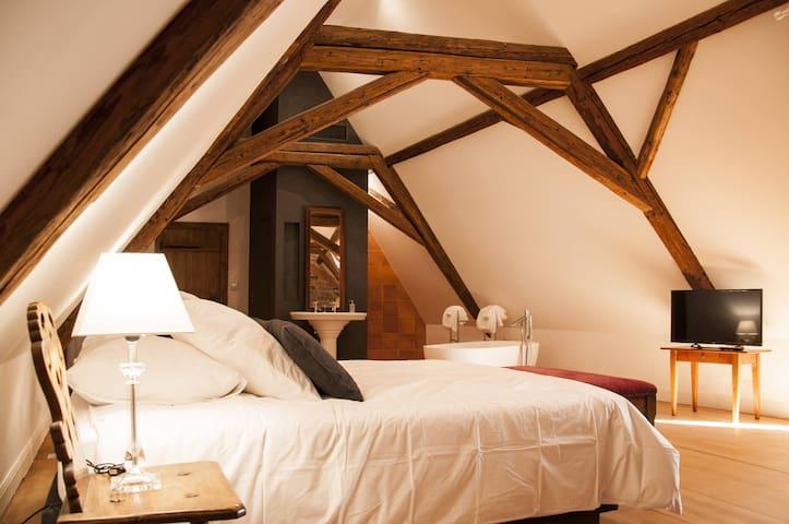 Magnifique chambre d'hôtes à 20min de Strasbourg