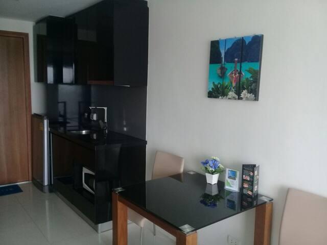 Cozy Studio in the Elite Area of Pattaya city