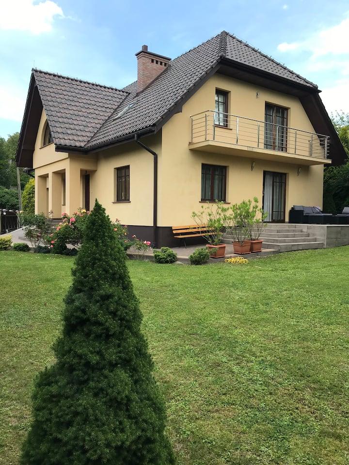 Beautiful House close to Krakow