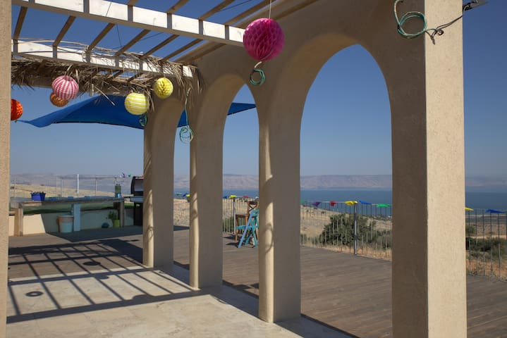 Sea of galilee vacation home