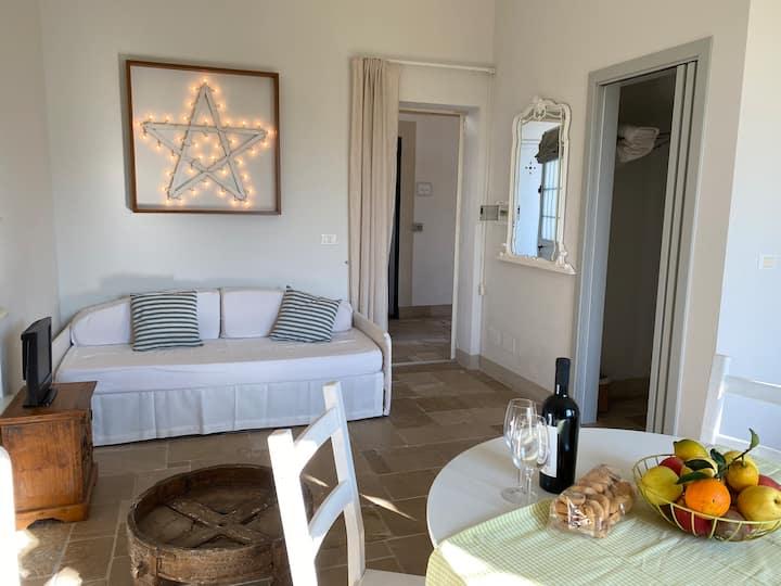 Casa Nociara , agriturismo alla Castellana