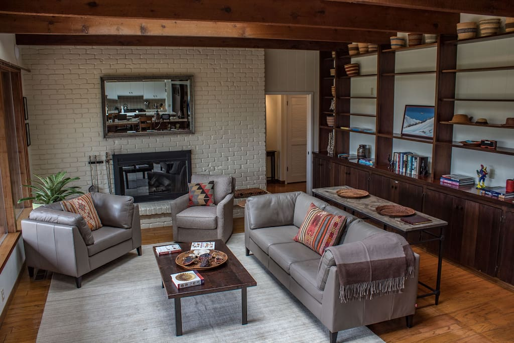 Quail Gate offers a modern, spacious, open floor plan with South facing windows.