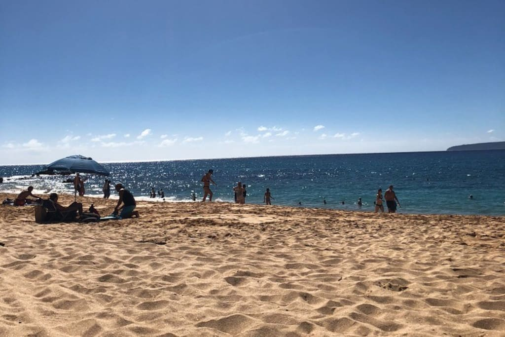 Big Beach @ Makena State Park