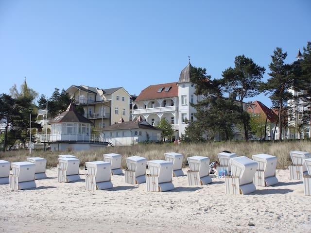 Strandhotel zur Promenade - Unsere Einzelzimmer
