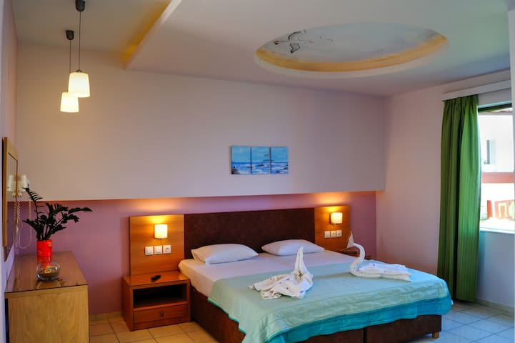 SFAKAKI BEACH STUDIO 30qm - Sfakaki - Appartement
