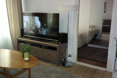 Cosy apartment near Sankt Hans Torv - Copenhague
