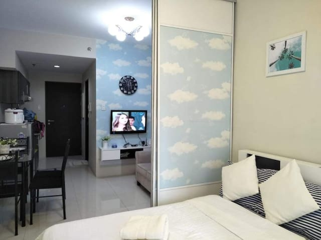 Wil Tower Fully Furnished Studio Unit