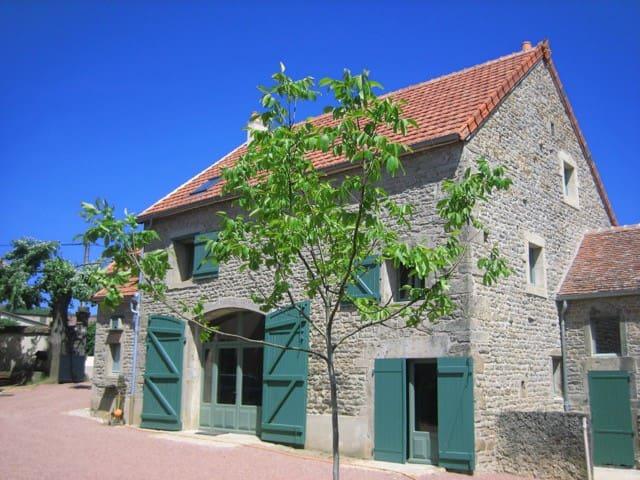 Le Paradis - Saint-Sernin-du-Plain - Huis