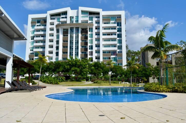 Luxury apartment located in Torres de Heredia