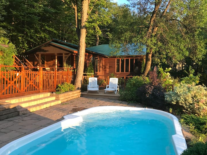 Villa du sous bois - Lac et Piscine
