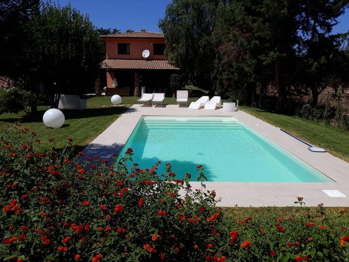 Villa Lorella - holidays & events -