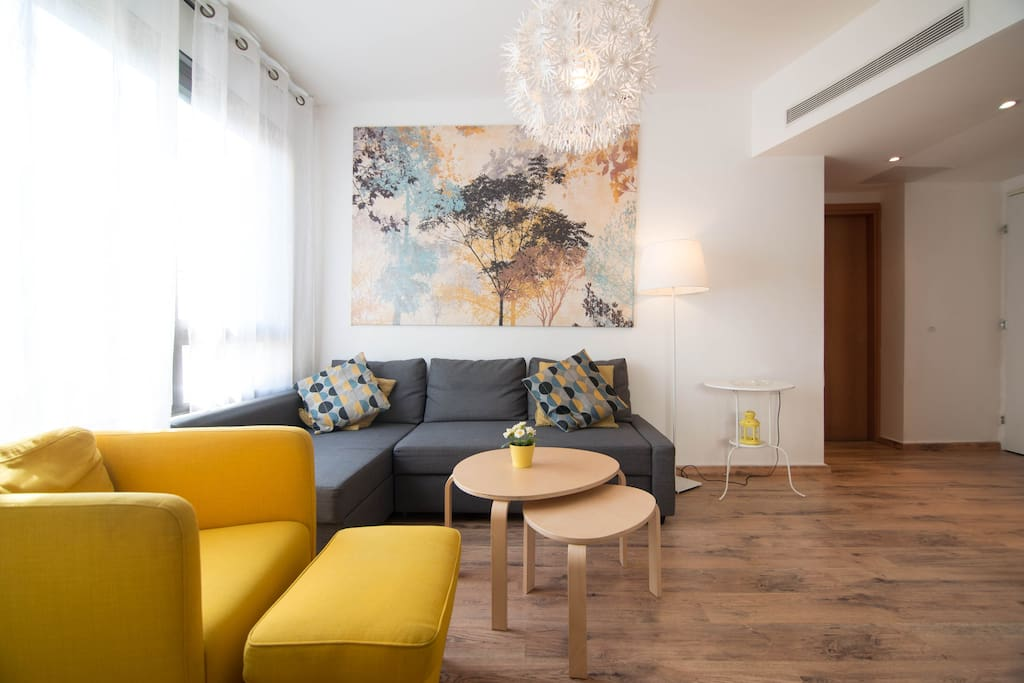 Super cozy living room