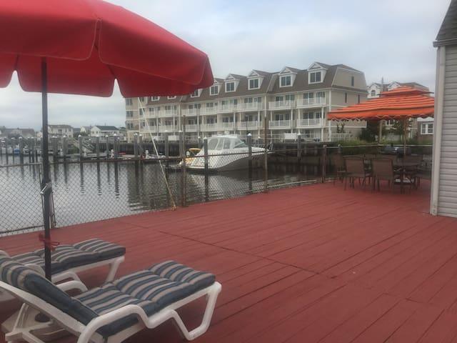 Unique Bay View Pier house - Atlantic City - Hus