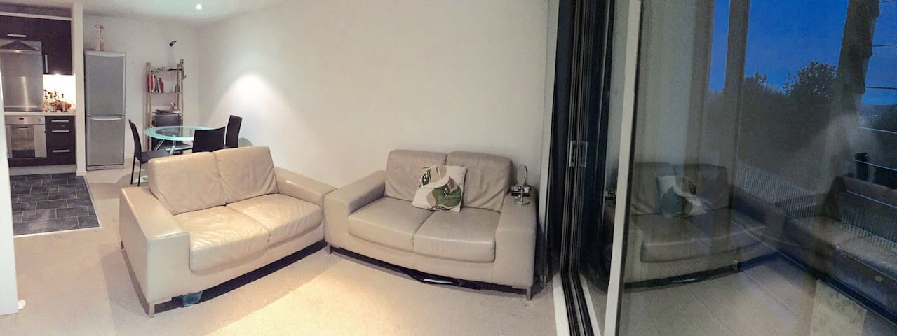 3mins to City Centre and University - Sheffield - Appartement