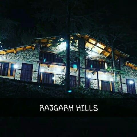Rajgarh hills - Kotli