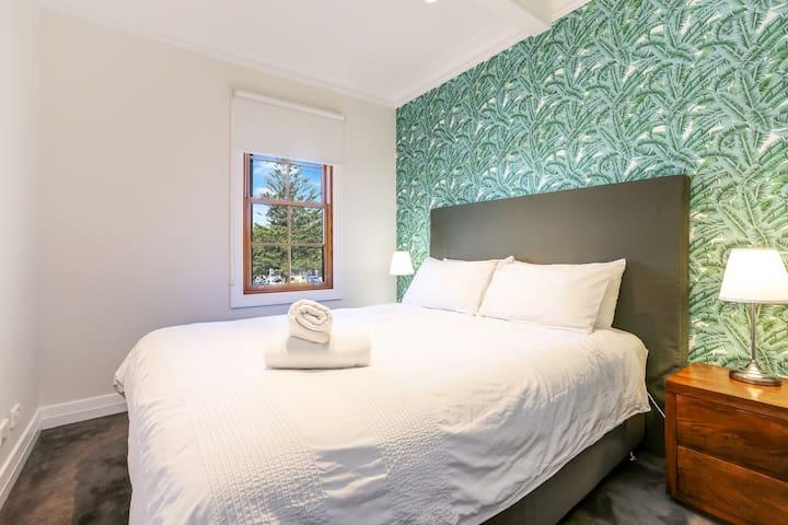 Apartment 1, bedroom