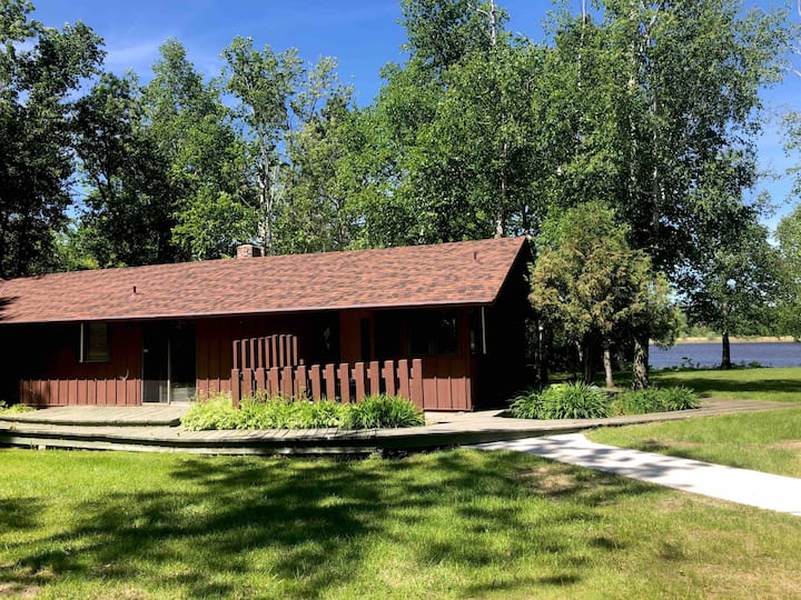 Cabin/Rainy River/Lake of the Woods, Baudette, MN
