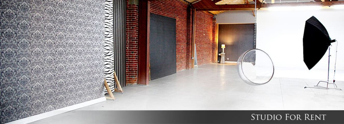 PHOTOHOOTS, VIDEO AND EVENT SPACE - Los Angeles - Loft