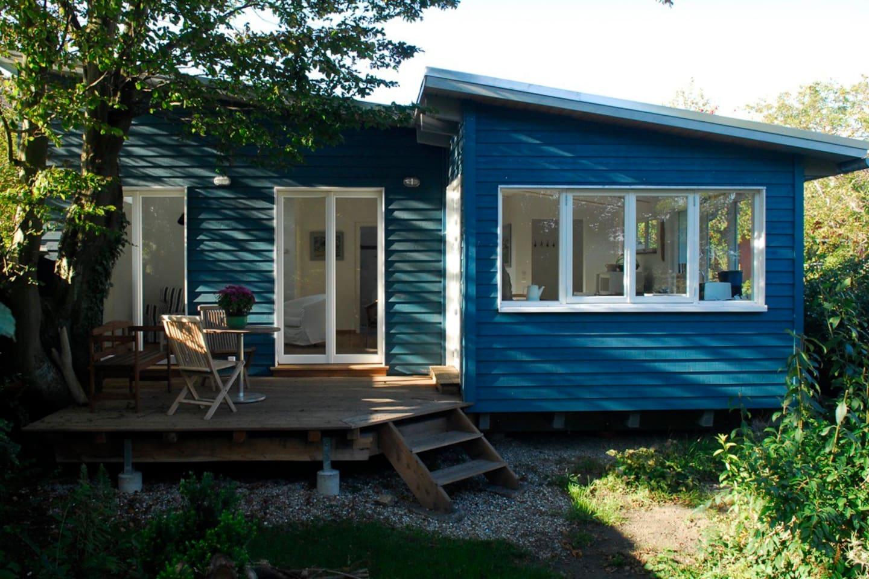 Ferienhaus mit eigenem Garten