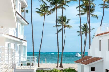 Ocean View Villa Margarita 5guests WiFi - Bávaro