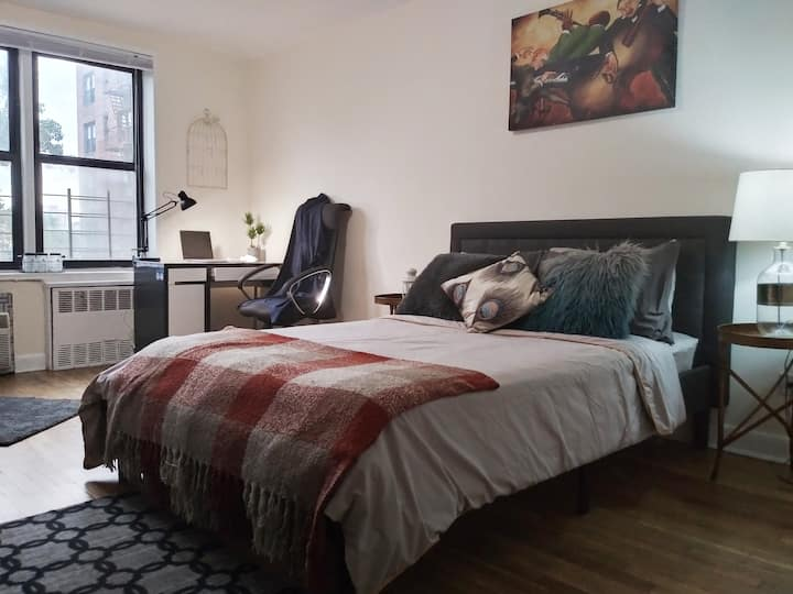 Large Private Bedroom by Emmons in Sheepshead Bay