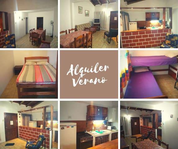 Alquiler Familiar en la Costa Argentina