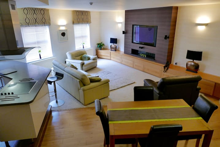 Spacious Manchester City Centre Apartment - Greater Manchester - Appartement
