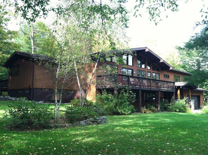 Adirondack Azure Lodge