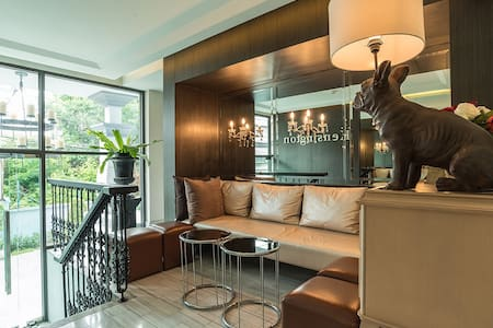 Condo in Sukhumwith 107,near BTS#10 minute by walk - กรุงเทพ - House