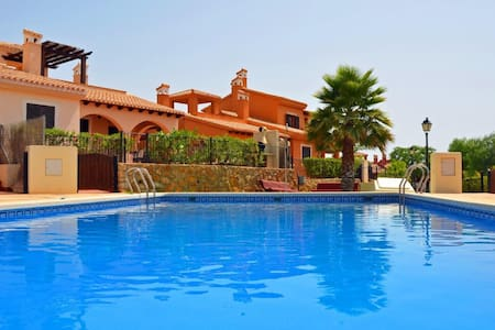 Lovely 2 bed villa/2 bath - community pool - Fuente Álamo