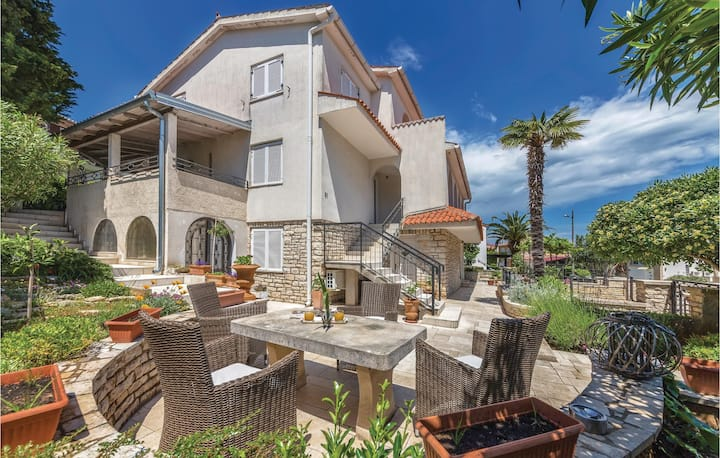 Stunning home in Premantura with WiFi and 0 Bedrooms