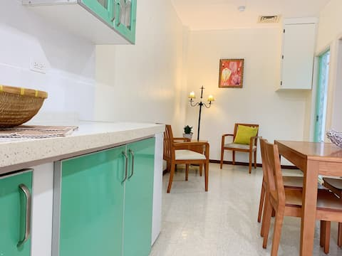 Clear Water Place, comfy&fresh 1-bedroom